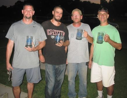 2013 Finalists Mike Deluca, Bob Blais, Billy Morse, Peter Malewicz