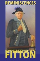 Reminiscences Looking Back with Larry Fitton book cover