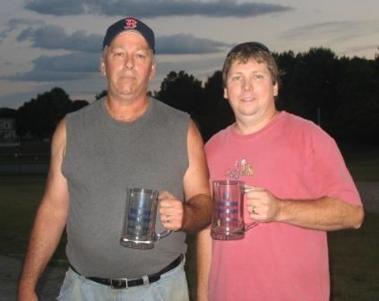 2008 Runners Up Wayne Vaslet and Tim Pinkham